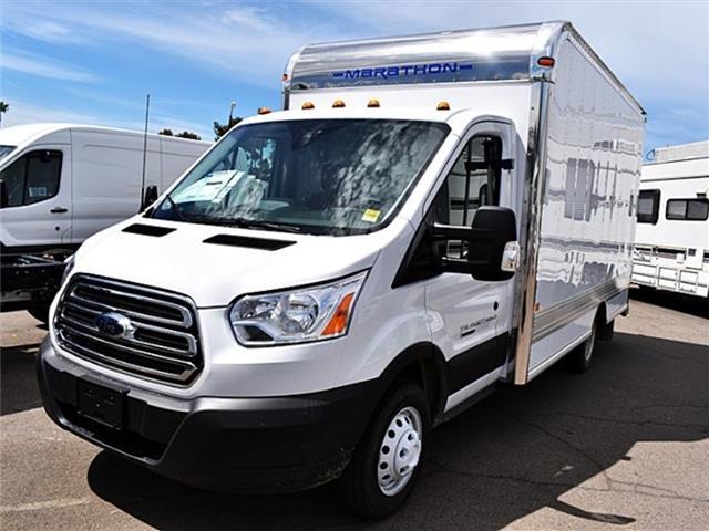 2019 Transit 350 HD DRW 4x2,  Marathon Cutaway Van #00390767 - photo 1
