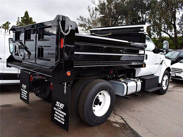 2019 Ford F-650 Regular Cab DRW 4x2, Scelzi Dump Body #00390976 - photo 1
