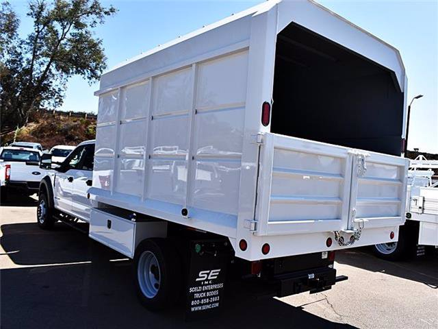 2019 Ford F-550 Crew Cab DRW 4x2, Scelzi Chipper Body #00391473 - photo 1
