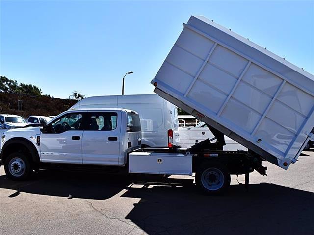 2019 Ford F-550 Crew Cab DRW 4x2, Scelzi Chipper Body #00391473 - photo 7