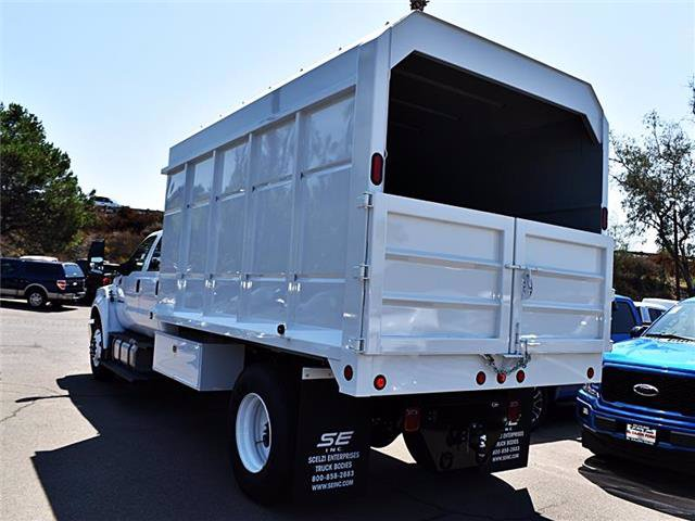 2019 Ford F-650 Crew Cab DRW 4x2, Scelzi Chipper Body #00391522 - photo 1