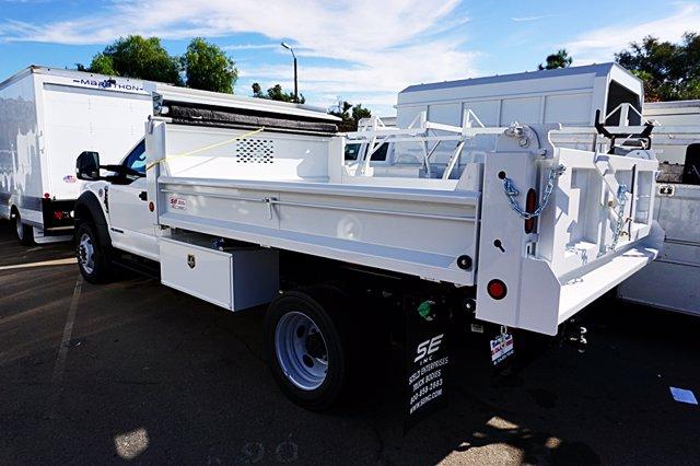 2020 Ford F-550 Regular Cab DRW 4x2, Scelzi Dump Body #00401431 - photo 1