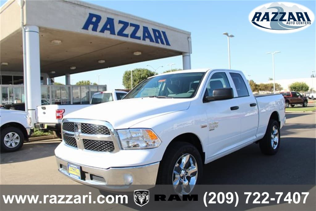 2019 Ram 1500 Quad Cab 4x4,  Pickup #123884 - photo 1