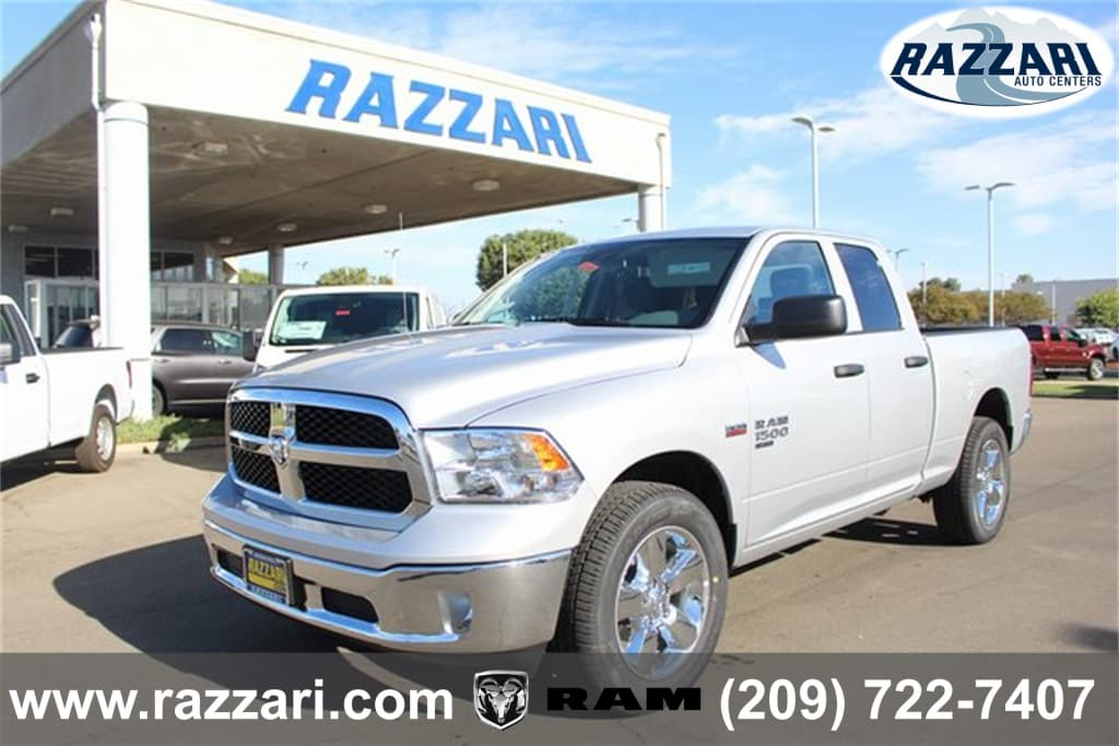 2019 Ram 1500 Quad Cab 4x4,  Pickup #123885 - photo 1
