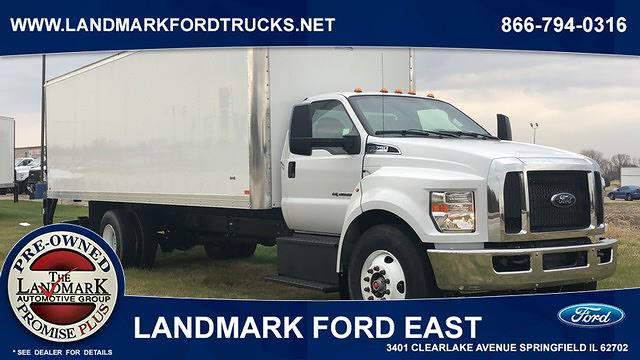 2019 Ford F-750 Regular Cab DRW 4x2, Knapheide Dry Freight #F19143 - photo 1
