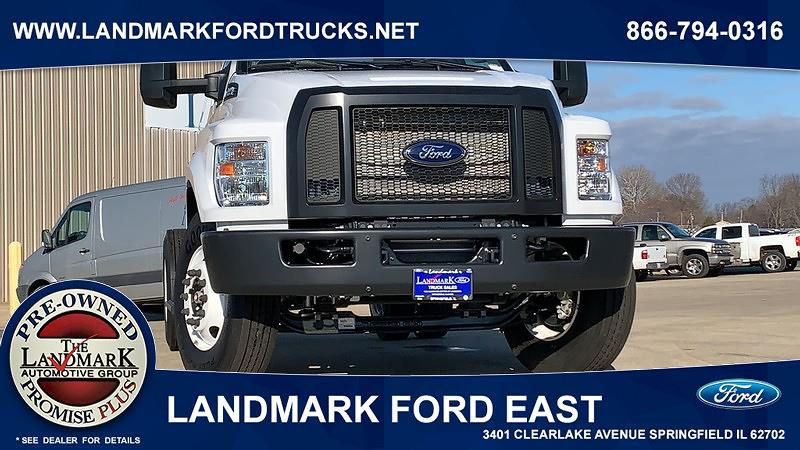 2021 Ford F-650 Regular Cab DRW 4x2, Cab Chassis #F21000 - photo 1