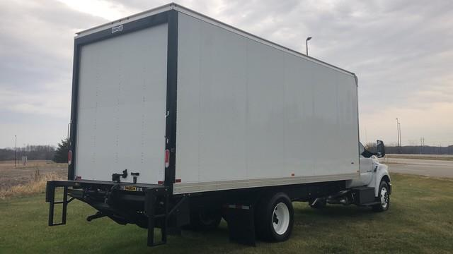 2021 Ford F-650 Regular Cab DRW 4x2, Knapheide Dry Freight #F21009 - photo 1
