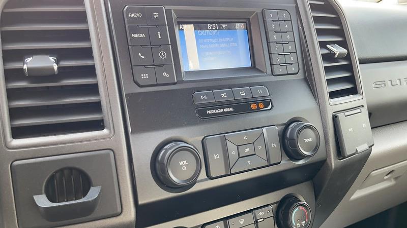 2021 F-550 Regular Cab DRW 4x2,  Cab Chassis #F21052 - photo 11