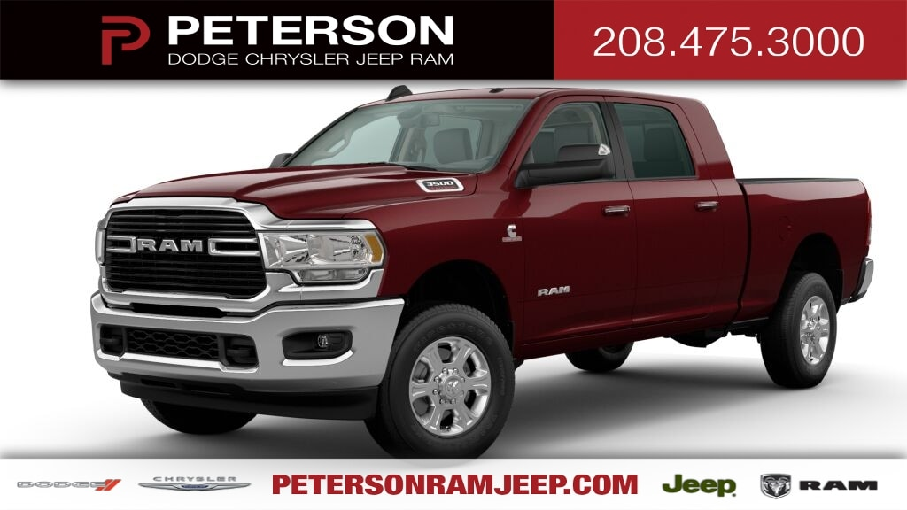 2020 Ram 3500 Mega Cab 4x4, Pickup #221801 - photo 1