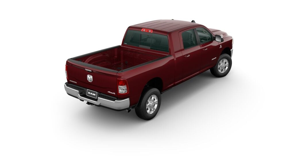 2020 Ram 3500 Mega Cab 4x4, Pickup #221801 - photo 2