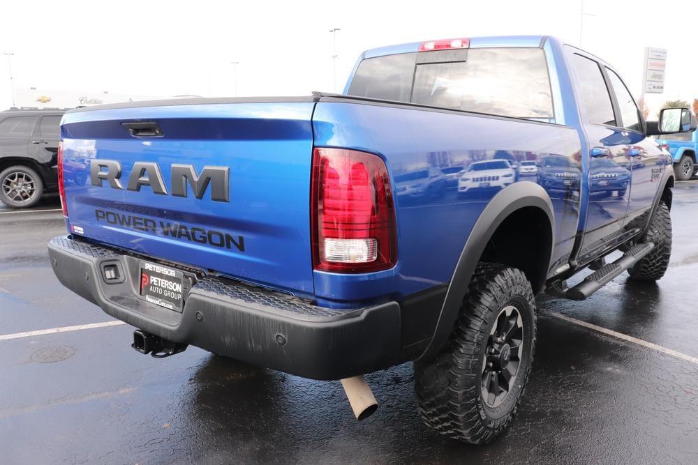 2018 Ram 2500 Crew Cab 4x4, Pickup #420333A - photo 8