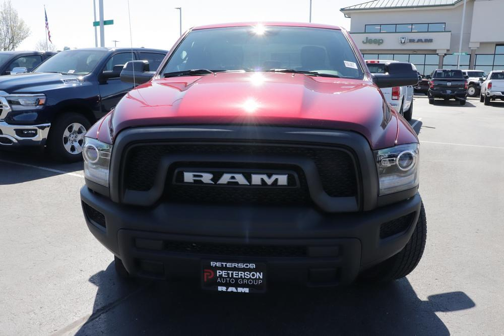 2021 Ram 1500 Quad Cab 4x4, Pickup #621327 - photo 3