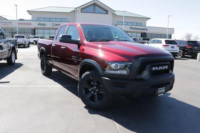 2021 Ram 1500 Quad Cab 4x4, Pickup #621327 - photo 4