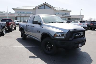 2021 Ram 1500 Quad Cab 4x4, Pickup #621350 - photo 1