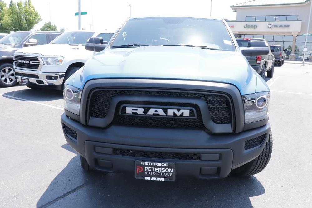 2021 Ram 1500 Classic Quad Cab 4x4, Pickup #621713 - photo 4