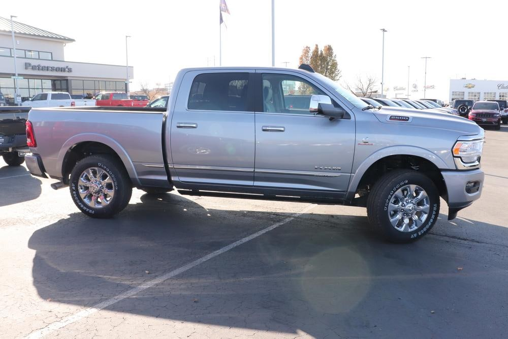 2020 Ram 2500 Crew Cab 4x4, Pickup #6200007 - photo 8