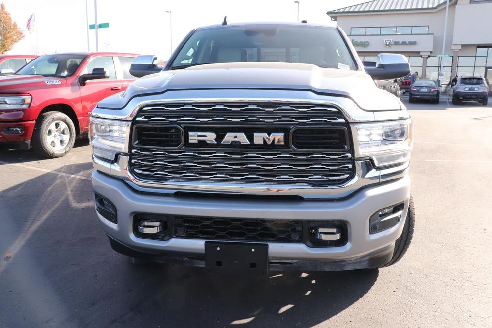2020 Ram 2500 Crew Cab 4x4, Pickup #6200007 - photo 3