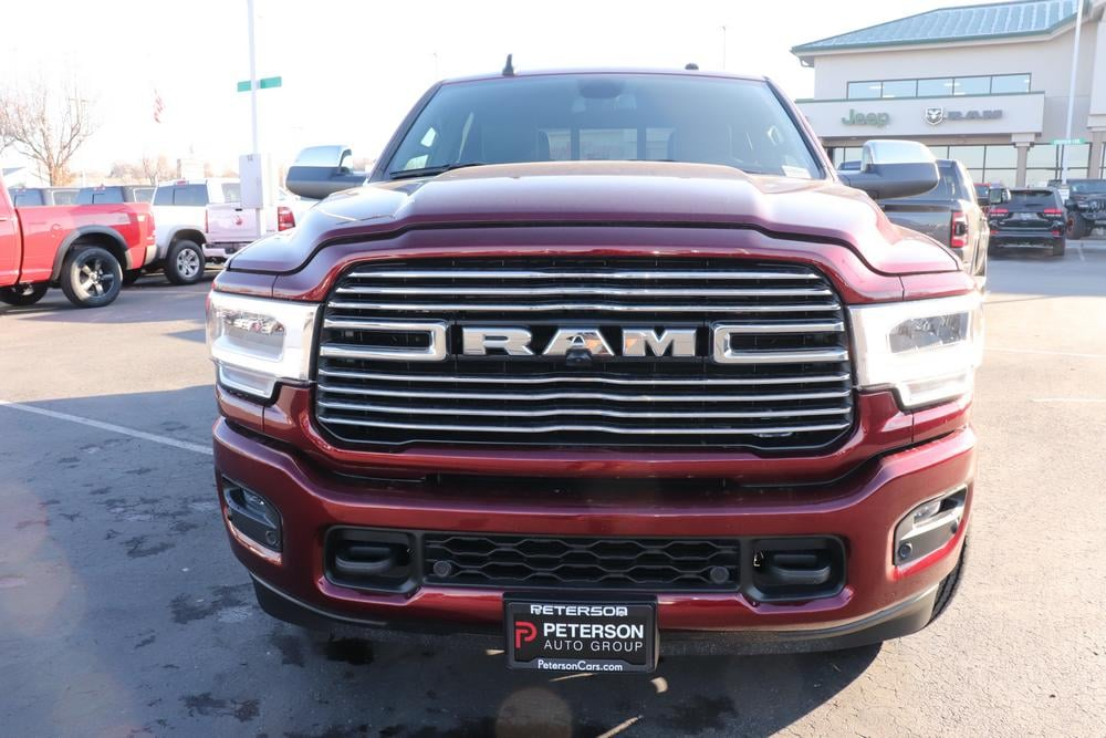 2020 Ram 3500 Crew Cab 4x4, Pickup #6200064 - photo 3