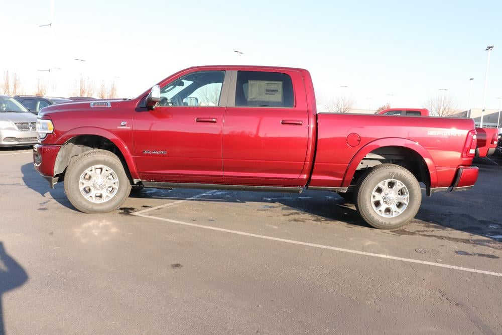 2020 Ram 3500 Crew Cab 4x4, Pickup #6200064 - photo 5