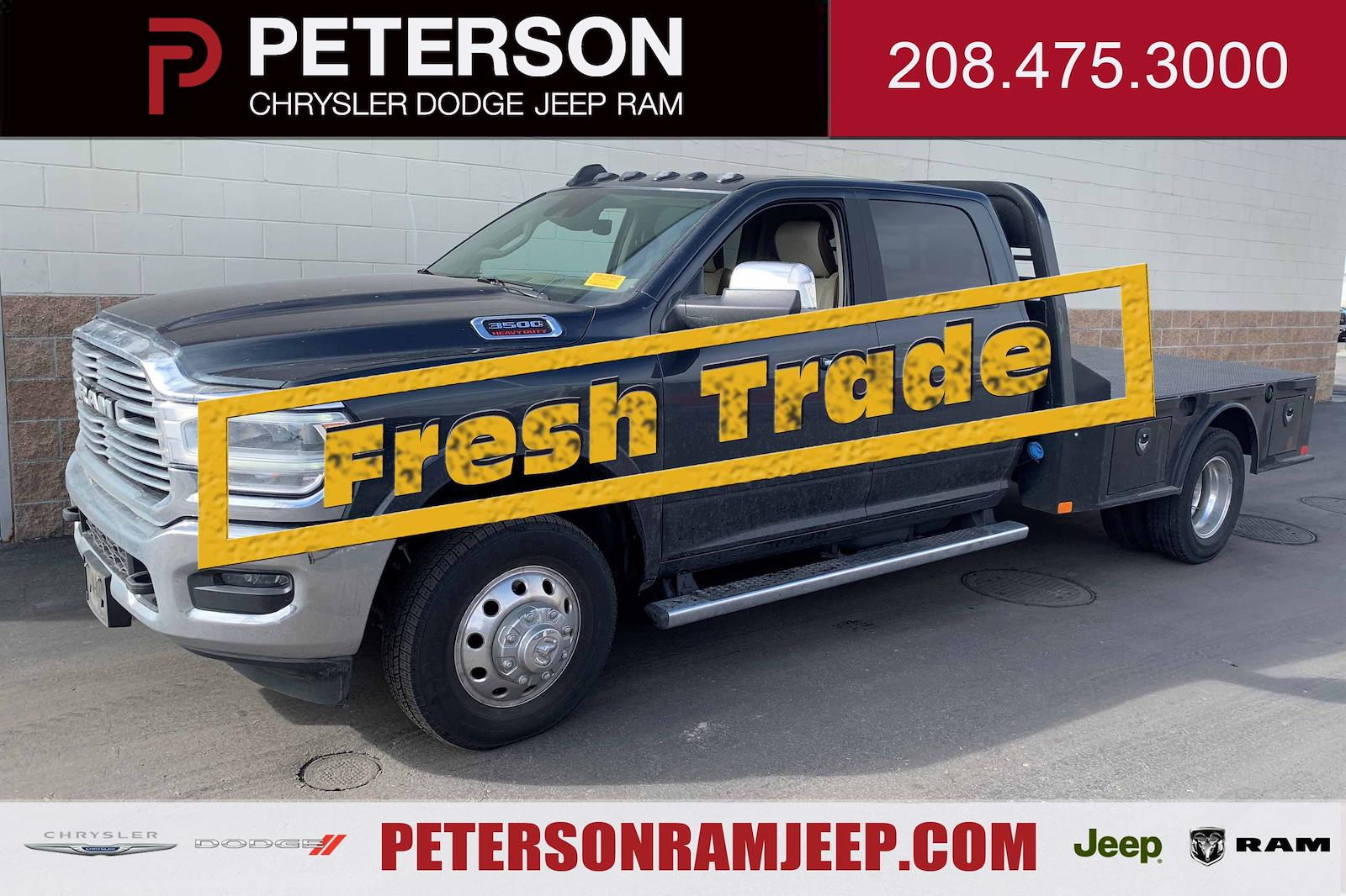 2019 Ram 3500 Crew Cab DRW 4x4, Cab Chassis #6200064A - photo 1