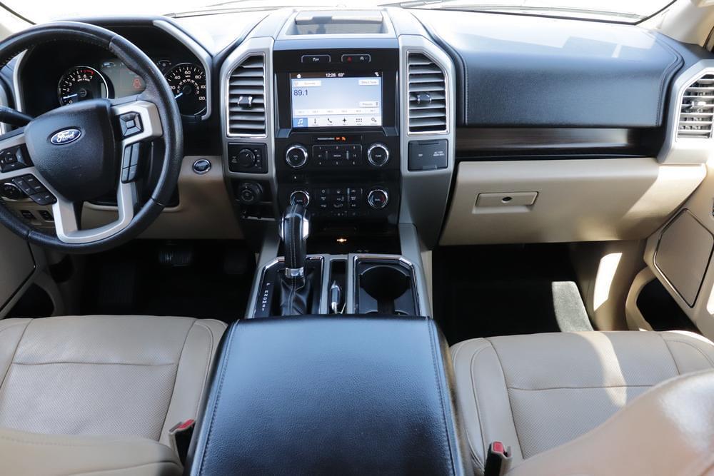 2016 Ford F-150 SuperCrew Cab 4x4, Pickup #6200066A - photo 17