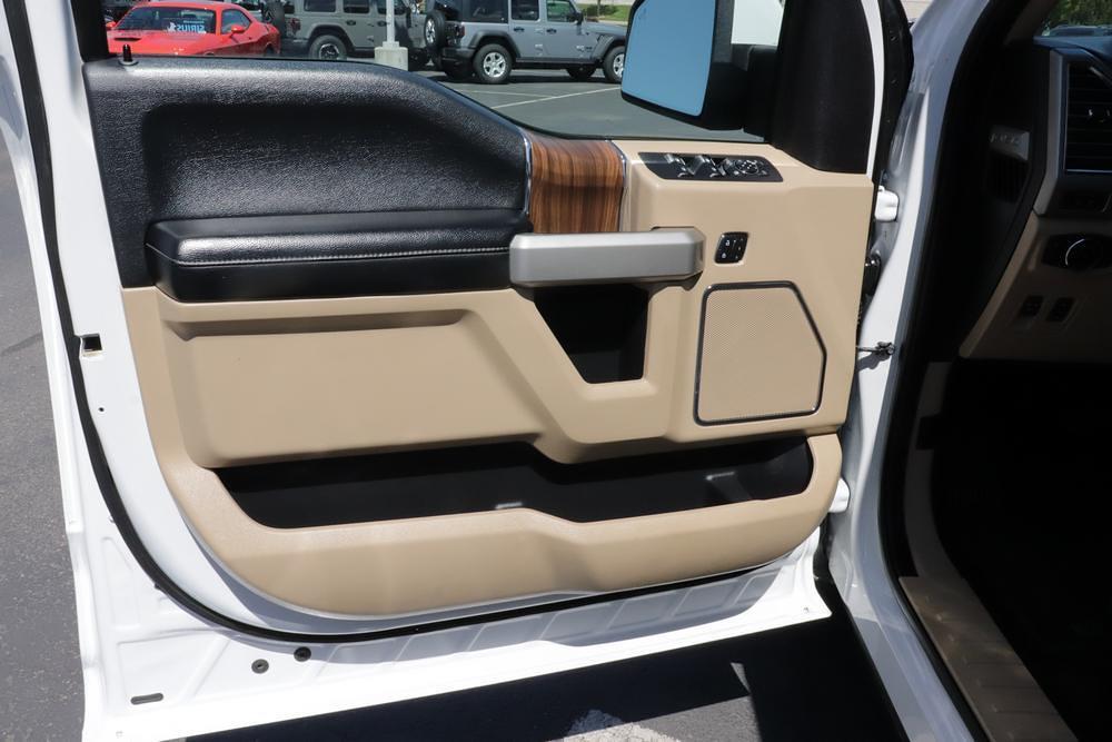 2016 Ford F-150 SuperCrew Cab 4x4, Pickup #6200066A - photo 18