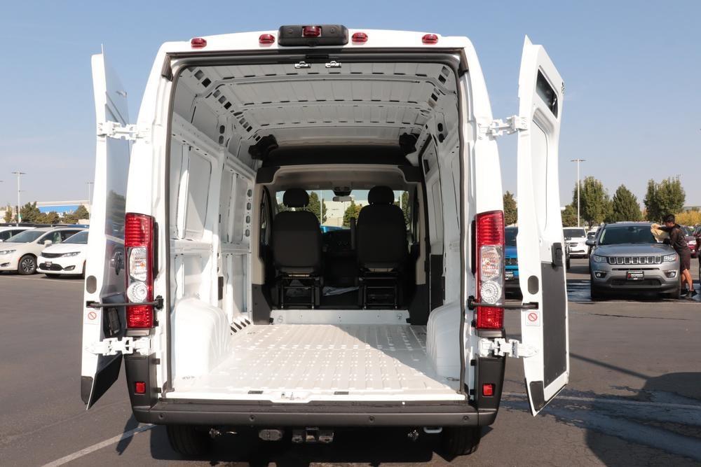 2020 Ram ProMaster 3500 High Roof FWD, Empty Cargo Van #6200097 - photo 1