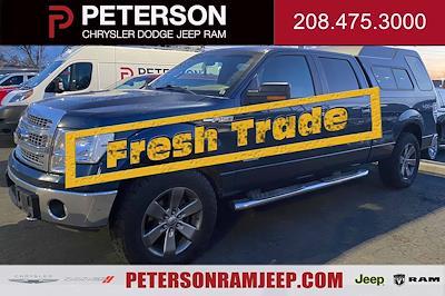 2014 Ford F-150 SuperCrew Cab 4x4, Pickup #6200100B - photo 1
