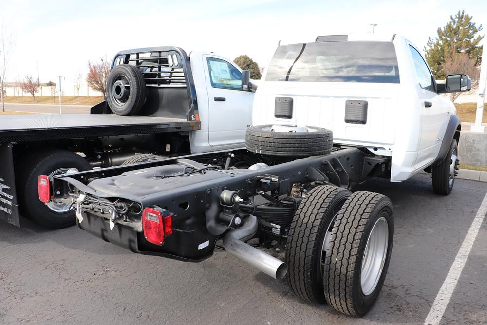 2020 Ram 5500 Regular Cab DRW 4x4, Cab Chassis #6200112 - photo 1