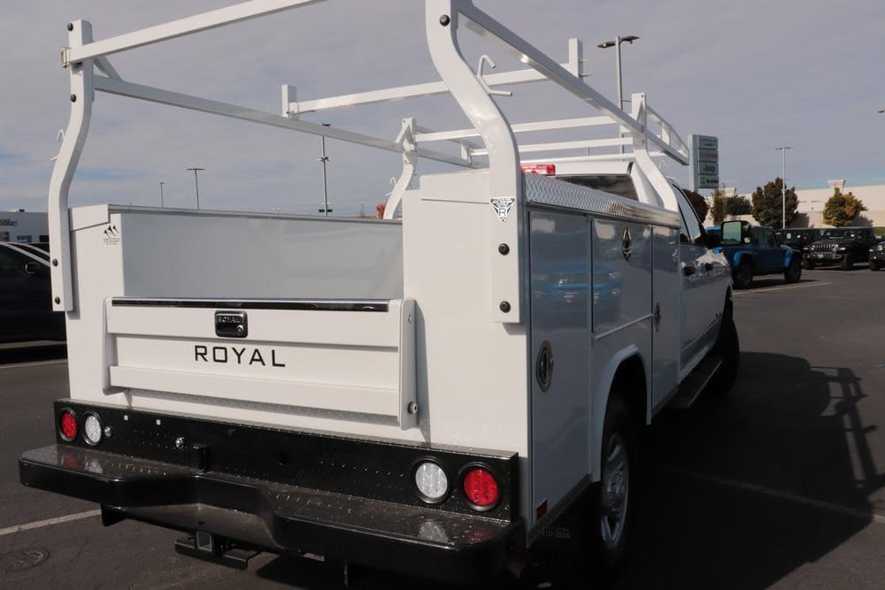 2020 Ram 2500 Crew Cab 4x4, Royal Service Body #6200115 - photo 2
