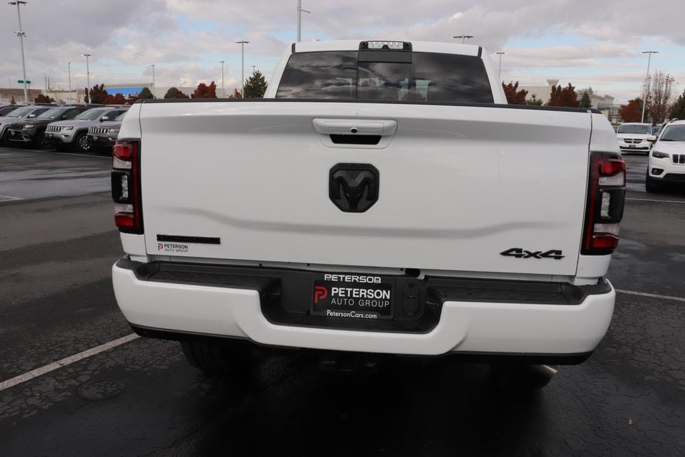 2020 Ram 2500 Crew Cab 4x4, Pickup #6200125 - photo 6