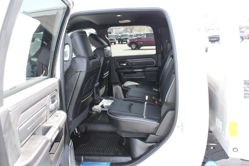 2020 Ram 4500 Crew Cab DRW 4x4, CM Truck Beds AL RD Model Platform Body #6200209 - photo 12