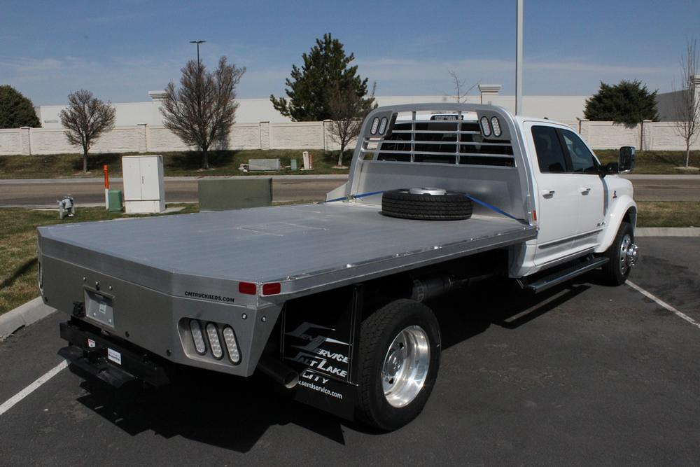 2020 Ram 4500 Crew Cab DRW 4x4, CM Truck Beds Platform Body #6200209 - photo 1