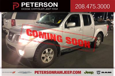 2013 Frontier Crew Cab 4x4, Pickup #620041K - photo 1