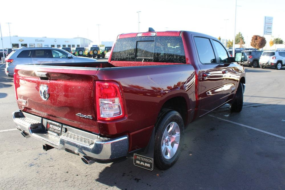 2020 Ram 1500 Crew Cab 4x4,  Pickup #620049 - photo 2