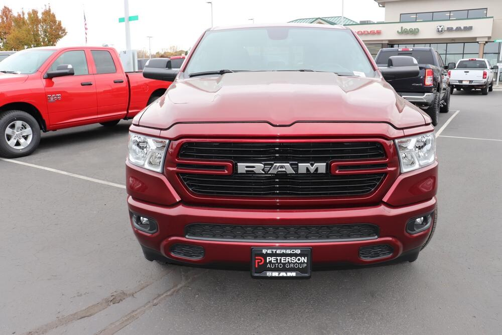 2020 Ram 1500 Crew Cab 4x4, Pickup #620061 - photo 3