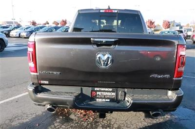 2020 Ram 1500 Crew Cab 4x4, Pickup #620085 - photo 7