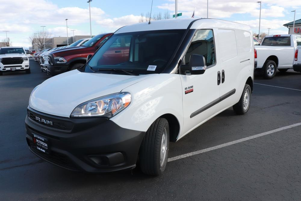 2020 ProMaster City FWD, Empty Cargo Van #620089 - photo 4