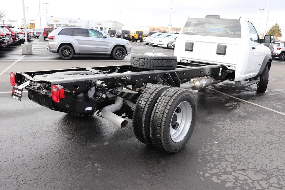 2020 Ram 5500 Regular Cab DRW 4x4, Cab Chassis #620101 - photo 1