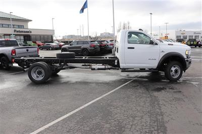 2020 Ram 5500 Regular Cab DRW 4x4, Cab Chassis #620101 - photo 8
