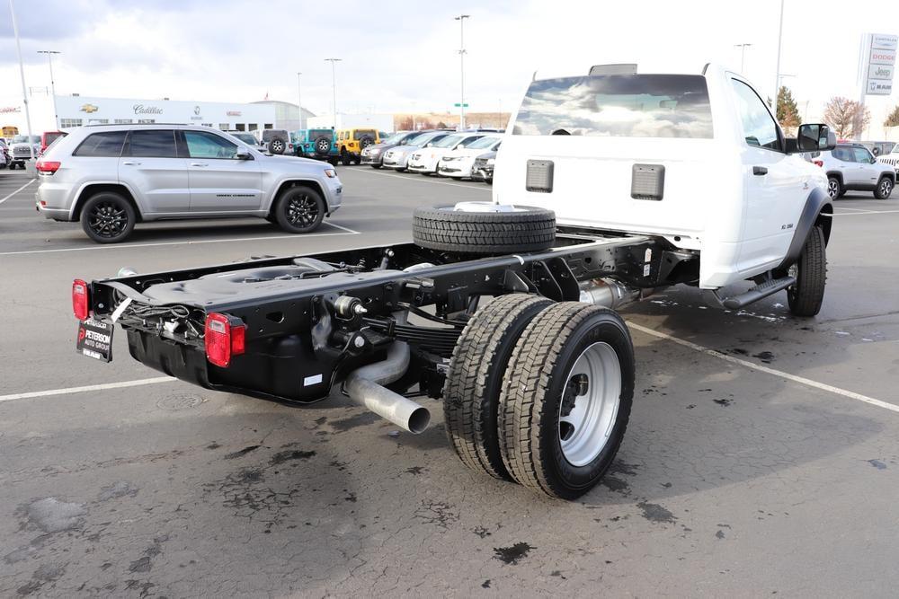 2020 Ram 5500 Regular Cab DRW 4x4, Cab Chassis #620102 - photo 1