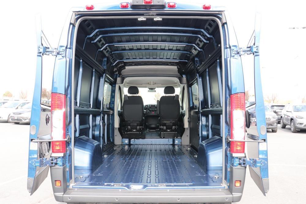 2020 ProMaster 2500 High Roof FWD, Empty Cargo Van #620104 - photo 1