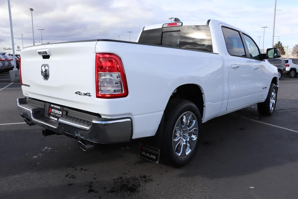 2020 Ram 1500 Crew Cab 4x4, Pickup #620116 - photo 2