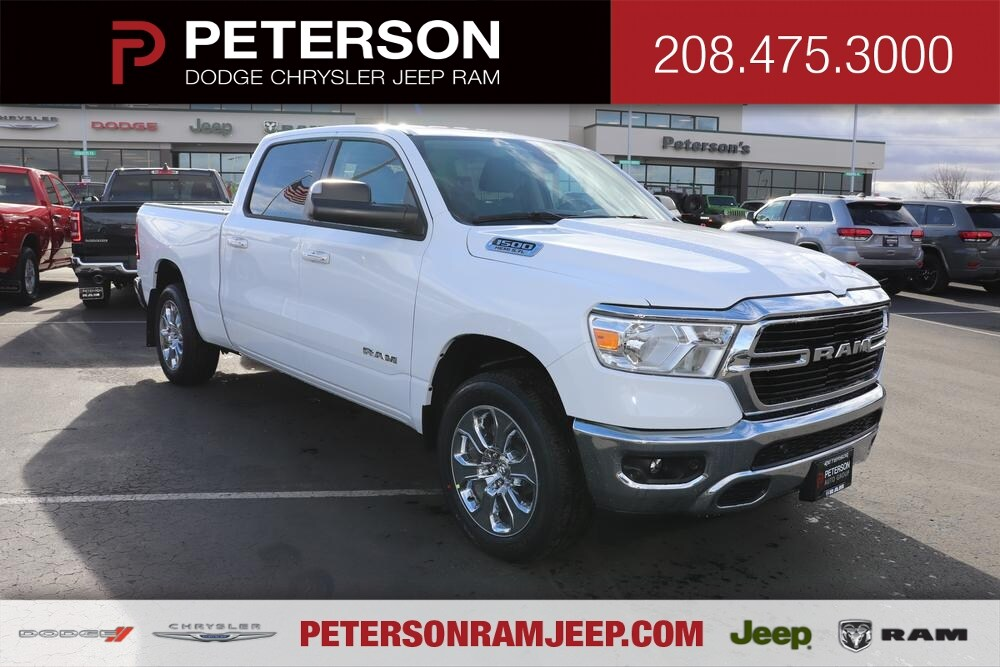 2020 Ram 1500 Crew Cab 4x4, Pickup #620116 - photo 1