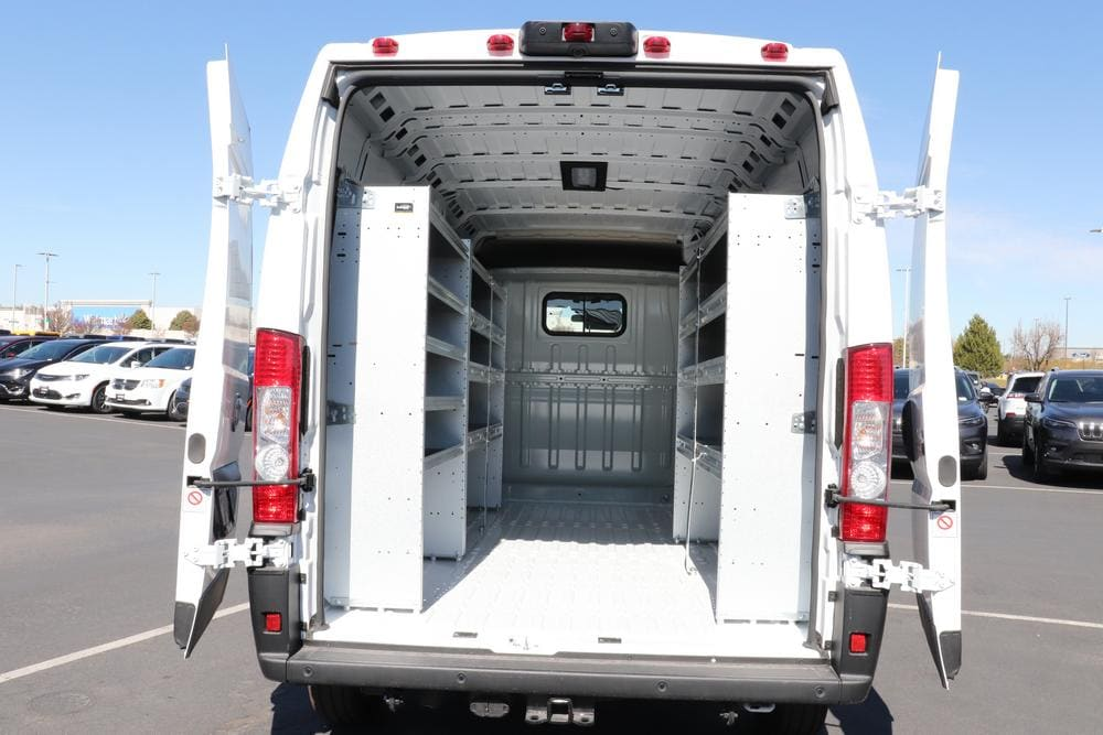 2020 ProMaster 2500 High Roof FWD, Ranger Design Upfitted Cargo Van #620130 - photo 1