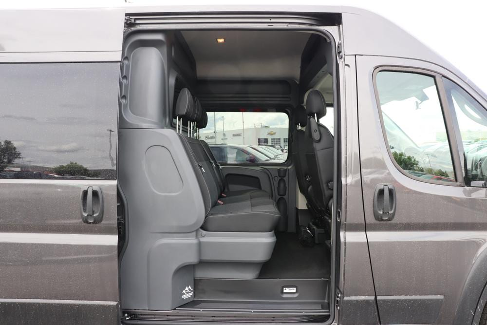 2020 Ram ProMaster 2500 High Roof FWD, Upfitted Cargo Van #620131 - photo 1
