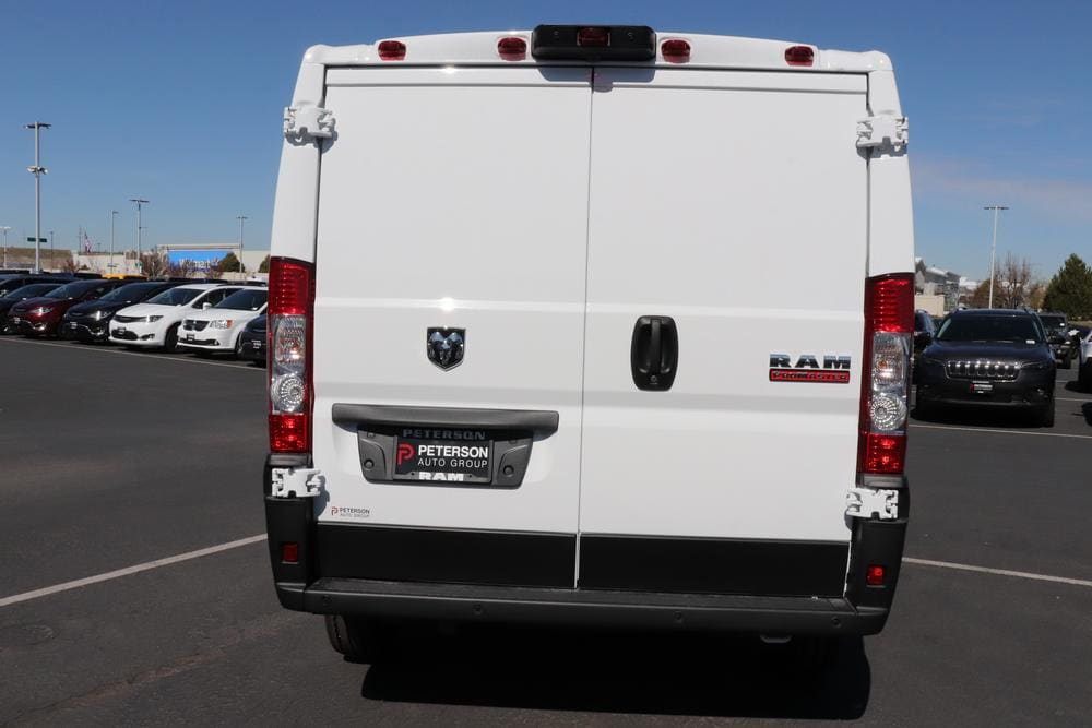 2020 Ram ProMaster 2500 Standard Roof FWD, Empty Cargo Van #620133 - photo 8