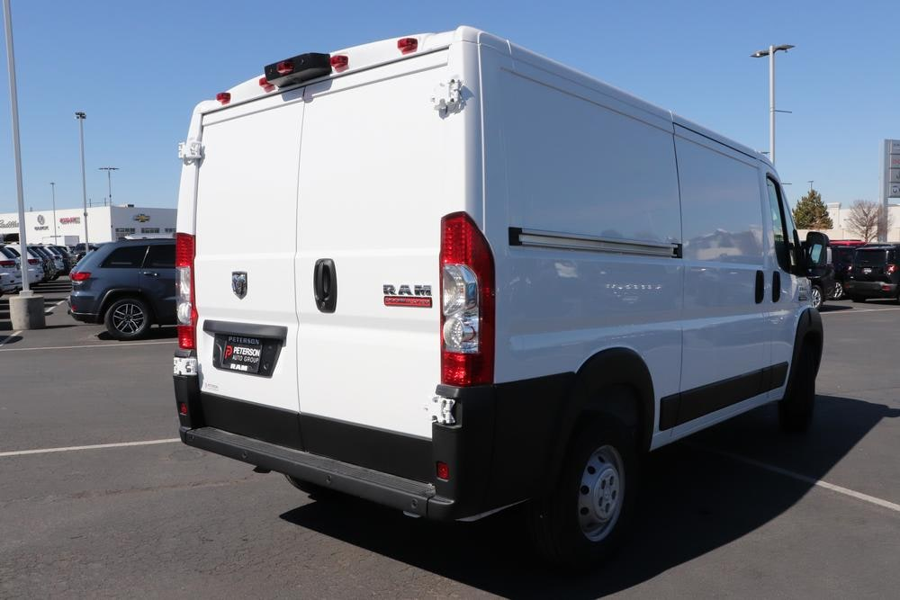 2020 Ram ProMaster 2500 Standard Roof FWD, Empty Cargo Van #620133 - photo 9