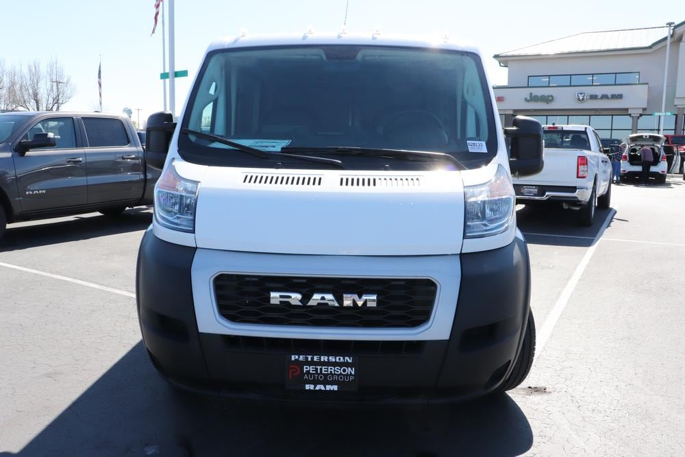 2020 Ram ProMaster 2500 Standard Roof FWD, Empty Cargo Van #620133 - photo 4