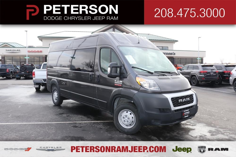2020 ProMaster 2500 High Roof FWD, Empty Cargo Van #620140 - photo 1